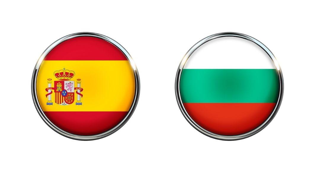 Relaciones entre Bulgaria y España